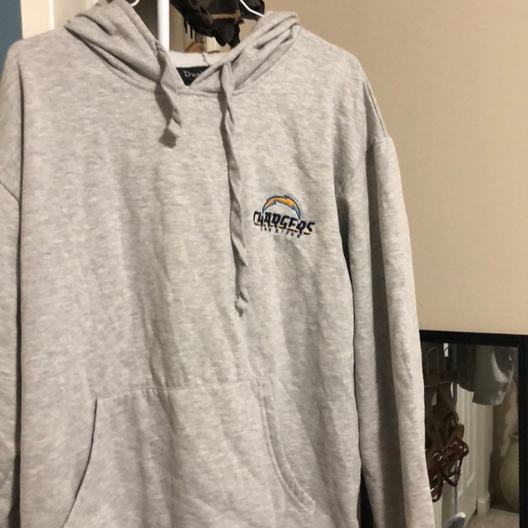 hot sale online 2e1a3 dfdc0 San Diego Chargers hoodie